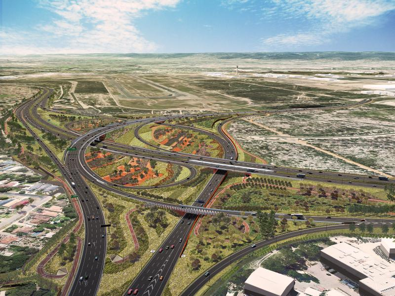 projects in Western Australia and Northern Territory