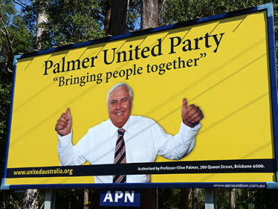 clive palmer - such a likeable man